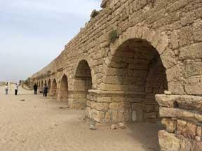 Aquaduct-Caesarea